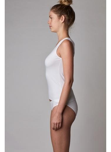 Miss Claire Atlet Beyaz